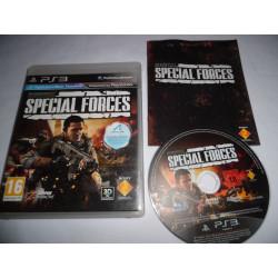 Jeu Playstation 3 - SOCOM : Special Forces - PS3