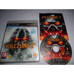 Jeu Playstation 3 - Killzone 3 - PS3