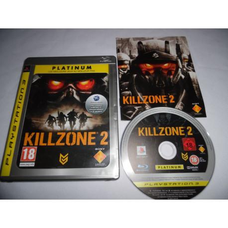 Jeu Playstation 3 - Killzone 2 (Platinum) - PS3