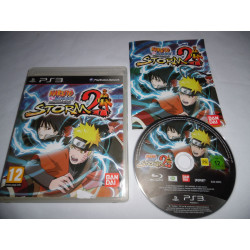 Jeu Playstation 3 - Naruto Shippuden : Ultimate Ninja Storm 2 - PS3