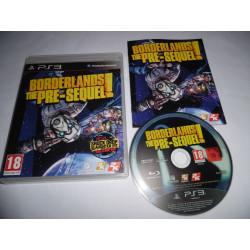 Jeu Playstation 3 - Borderlands The Pre-Sequel - PS3