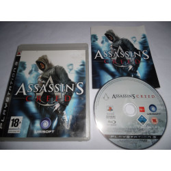 Jeu Playstation 3 - Assassin's Creed - PS3