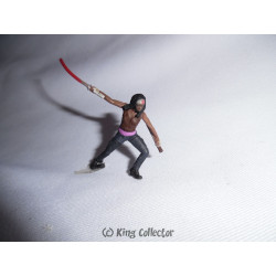 Jeu de construction - The Walking Dead - Michonne - McFarlane