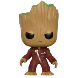 Figurine - Pop! Movies - Gardiens de la Galaxie 2 - Groot in suit - Vinyl - Funko