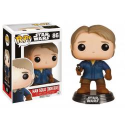 Figurine - Pop! Movies - Star Wars - Han Solo (Snow Gear) - Vinyl - Funko