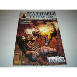 Comic - Fear Itself The Fearless - n° 4 - Panini Comics - VF