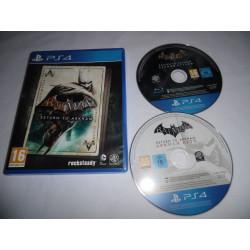 Jeu Playstation 4 - Batman : Return to Arkham - PS4