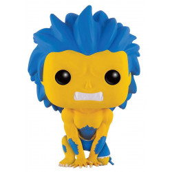 Figurine - Pop! Games - Street Fighter - Blanka Yellow - Vinyl - Funko