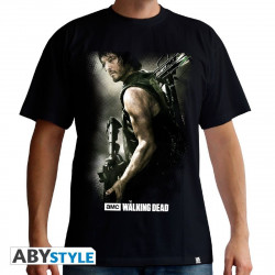 T-Shirt - The Walking Dead - Daryl Arbalète - ABYstyle