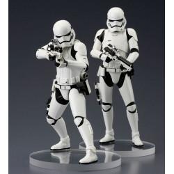 Figurine - Star Wars - ARTFX+ 1/10 18 cm - First Order Stormtrooper - Kotobukiya