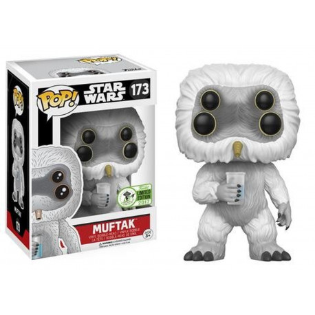 Figurine - Pop! Movies - Star Wars - Muftak - Vinyl - Funko
