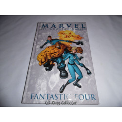 Comic - Marvel Les Incontournables - n° 4 - Fantastic Four - VF