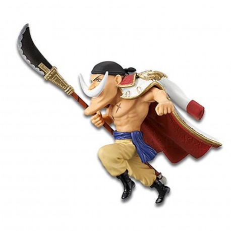 Figurine - One Piece - WCF History Relay vol 3 - Edward Newgate - Banpresto