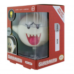Lampe - Super Mario Bros. - Boo 3D Light - Paladone Products