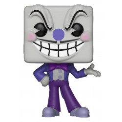 Figurine - Pop! Games - Cuphead - King Dice - Vinyl - Funko