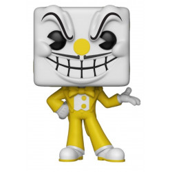 Figurine - Pop! Games - Cuphead - King Dice (Chase) - Vinyl - Funko