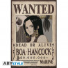 Poster - One Piece - Wanted Boa Hancock - 52 x 35 cm - ABYstyle