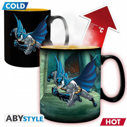 Mug / Tasse - DC Comics - Thermique - Batman & Joker - 460 ml - ABYstyle
