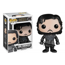 Figurine - Pop! TV - Game of Thrones - Jon Snow Castle Black - Vinyl - Funko