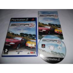 Jeu Playstation 2 - SCAR Squadra Corse Alfa Romeo - PS2