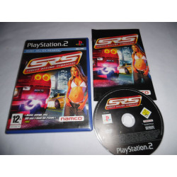 Jeu Playstation 2 - SRS Street Racing Syndicate - PS2