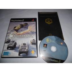 Jeu Playstation 2 - Dropship : Force Alliée pour la Paix - PS2