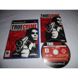 Jeu Playstation 2 - True Crime : Streets of LA - PS2