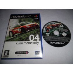 Jeu Playstation 2 - Colin McRae Rally 04 - PS2