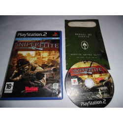 Jeu Playstation 2 - Sniper Elite - PS2