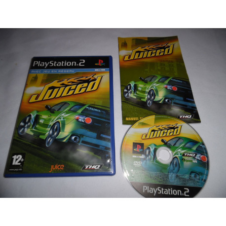 Jeu Playstation 2 - Juiced - PS2