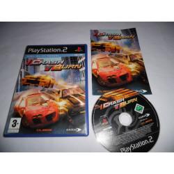 Jeu Playstation 2 - Crash 'n' Burn - PS2