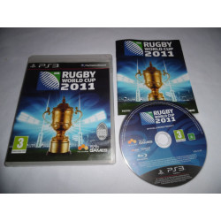 Jeu Playstation 3 - Rugby World Cup 2011 - PS3