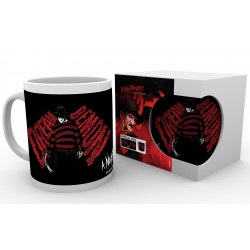 Mug / Tasse - Nighttmare on Elm Street - Freddy - GB Eye