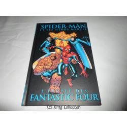 Comic - Spider-Man et les héros Marvel - n° 4 - L'épopée des Fantastic Four - VF