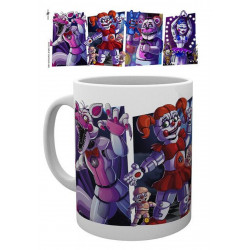 Mug / Tasse - Five Nights at Freddy's - Sister Location - GB Eye