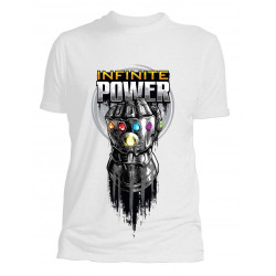T-Shirt - Marvel - Avengers Infinity War - Glove - Indiego