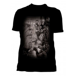 T-Shirt - Marvel - Avengers Infinity War - Group - Indiego