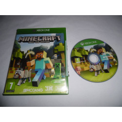 Jeu Xbox One - Minecraft