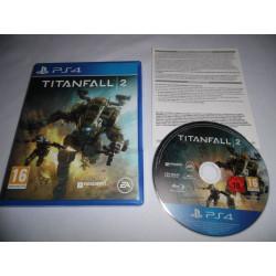 Jeu Playstation 4 - Titanfall 2 - PS4