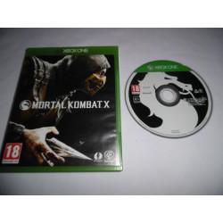 Jeu Xbox One - Mortal Kombat X