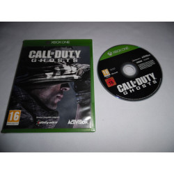 Jeu Xbox One - Call of Duty Ghosts