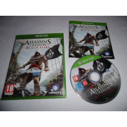 Jeu Xbox One - Assassin's Creed IV Black Flag
