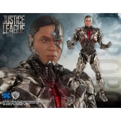 Figurine - DC Comics - Justice League - Cyborg ARTFX+ - Kotobukiya
