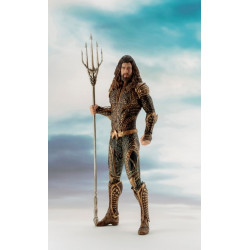 Figurine - DC Comics - Justice League - Aquaman ARTFX+ - Kotobukiya