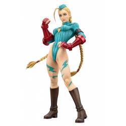 Figurine - Street Fighter - Bishoujo - Cammy Alpha Costume - Kotobukiya
