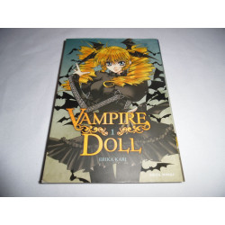 Manga - Vampire Doll - No 1 - Erika Kari - Soleil