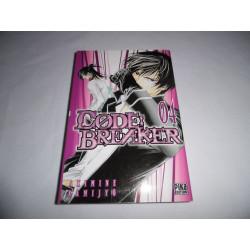 Manga - Code : Breaker - No 4 - Akimine Kamijo - Pika