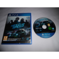 Jeu Playstation 4 - Need for Speed - PS4