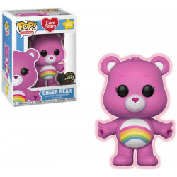 Figurine - Pop! Animation - Bisounours - Cheer Bear (Chase) - Vinyl - Funko