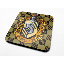 Sous-Verre - Harry Potter - Hufflepuff Crest - Pyramid International